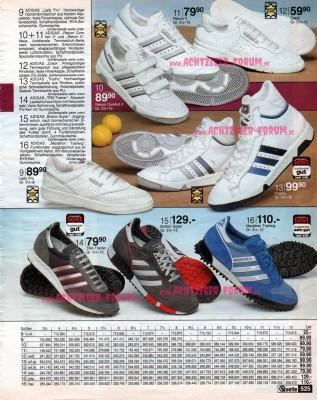 1987 Sportschuhe Katalog Forum Adidas Quelle Achtziger rdCBoex